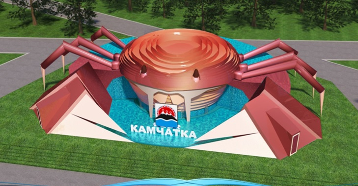 Kamchatka will spend more than 25 million rubles on the pavilion to the VEF