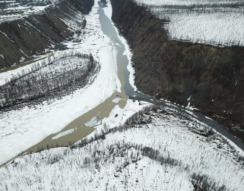 Checking river pollution began in Yakutia