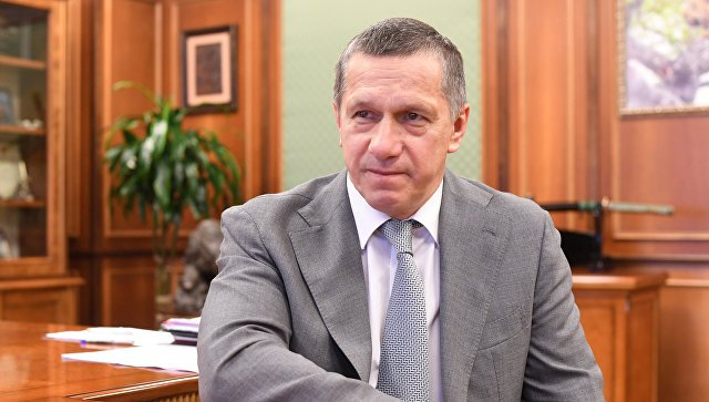 Trutnev congratulated the polar explorers on their professional holiday