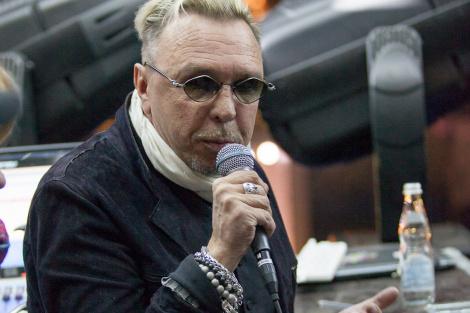 Garik Sukachev will go to Sakhalin and make a film