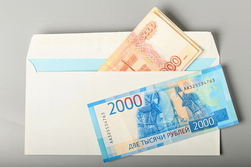 "Every fifth Russian approves the payment of ""gray"" salaries"