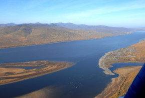 Due to the abnormal water level in Amur, only 3 routes will be opened for navigation.