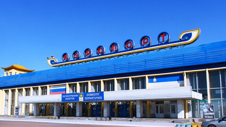 The project of the new airport complex was presented in Buryatia