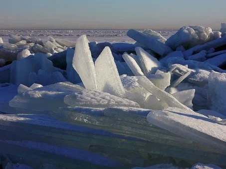 Ice drift left a village in the Khabarovsk Territory without electricity