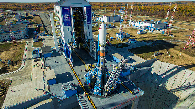 Soyuz will be launched from Vostochny Cosmodrome in the spring of 2020