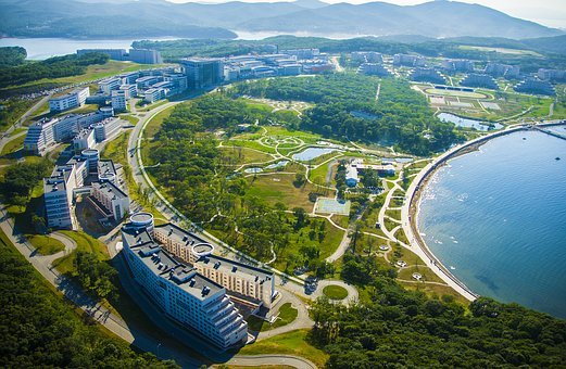 A venture fund will be created for the development of the INTC on the Russky Island