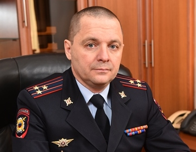 The head of the Ministry of Internal Affairs was replaced in the Khabarovsk Territory