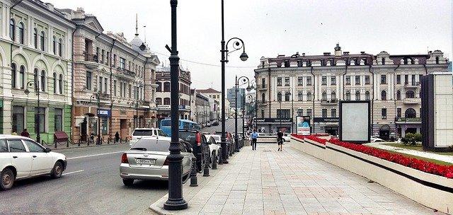 Public transport limited in Vladivostok