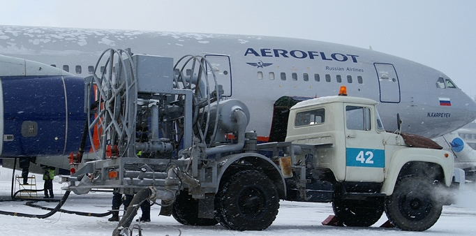 UFAS has found too expensive fuel at Khabarovsk airport