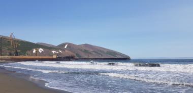 Ecological safety of Beringovsky port will increase in Chukotka