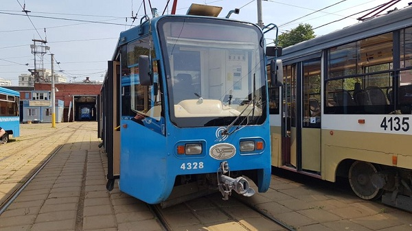 Trams as a gift from Sobyanin will receive Ulan-Ude