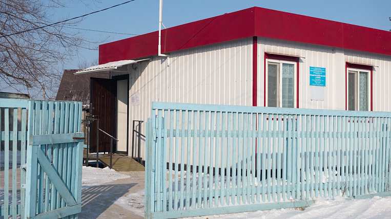 FAPs with apartments for doctors will be built in the Amur region