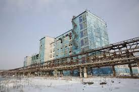 Oil lens localized near Angara in Irkutsk region