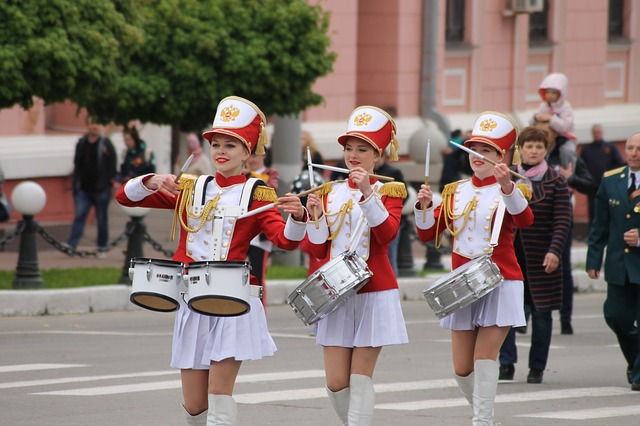 Victory Day Parade Day May Be Weekend