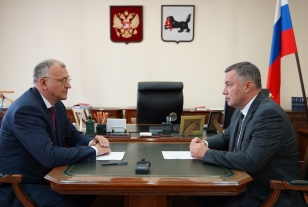 The former head of the Priangarye Investigative Committee became a member of the regional government