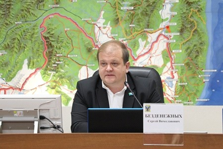 The new senator from the Khabarovsk Territory was elected in Zakdum