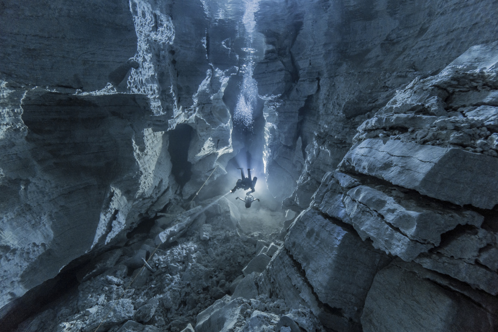 peshchery_Andrey Gorbunov, photo Ordinskaya cave, Ordinskaya cave, village Orda, Ordinsky district, Perm region.jpg