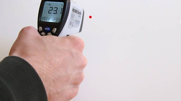 Primorye schools are equipped with instrumentation and thermometers