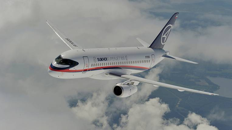 MIPT solved the problem of icing sensors on the SSJ-100