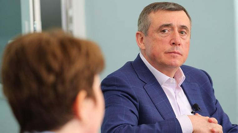 Incomes of the head of the Sakhalin region for the year decreased by half