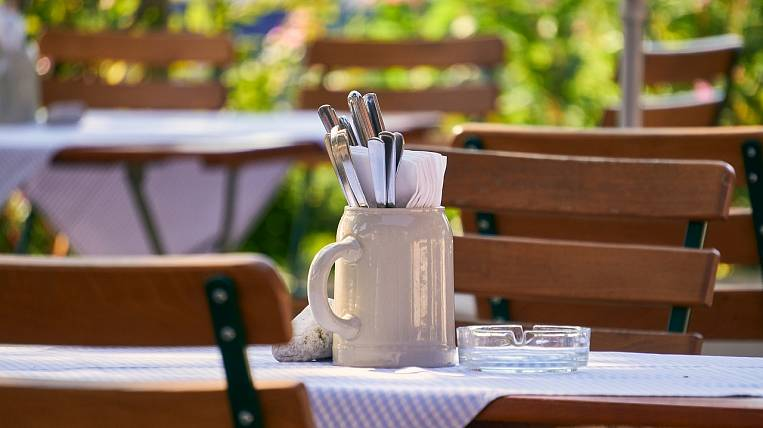 Terraces of summer cafes will be allowed to open in Kamchatka