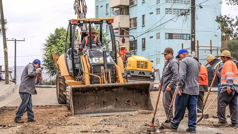City Hall of Vladivostok called itself a victim in the history of road repair