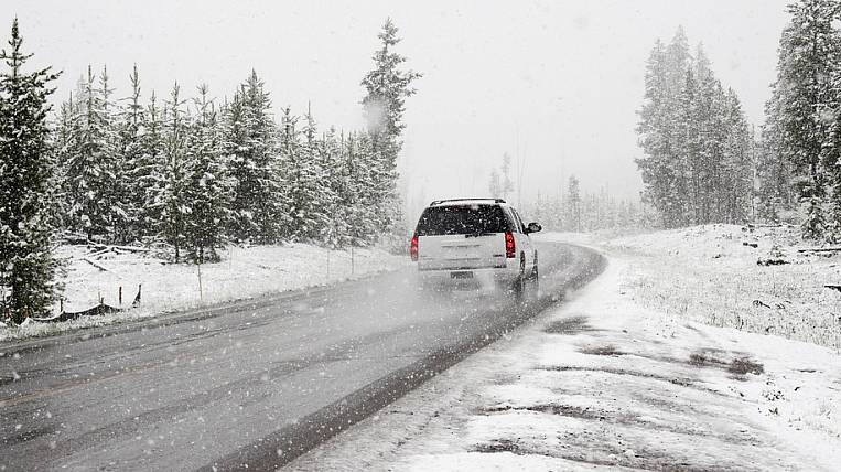 Bad weather will fall on Primorye