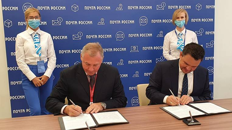 The logistics center of the Russian Post will become part of the Khabarovsk airport