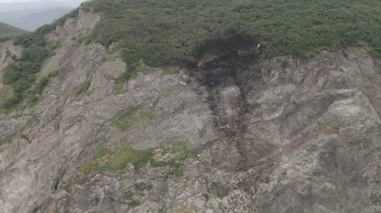 An-26 in Kamchatka was landing in normal mode