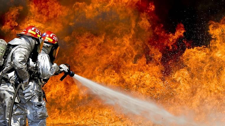 Emergency regime announced in the Irkutsk region due to fires
