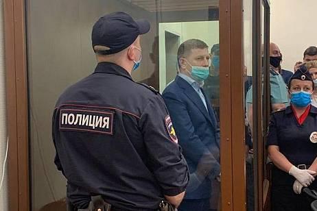 COVID patient Sergei Furgal transferred to hospital