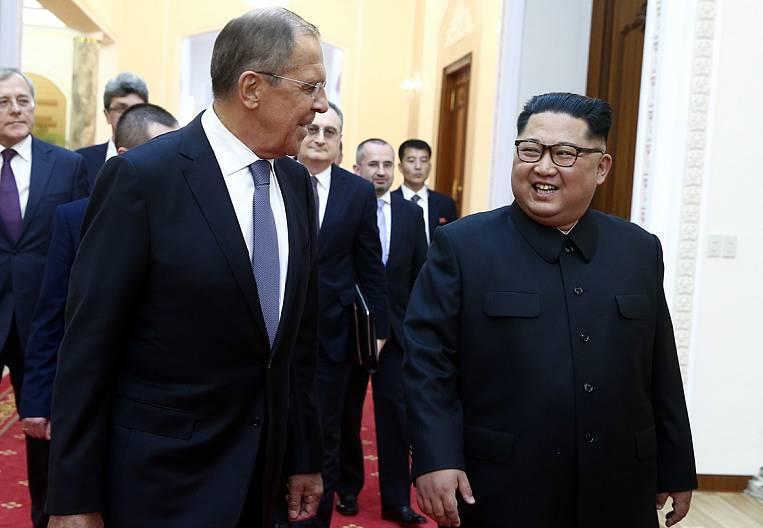 Trading House Kim Jong-un