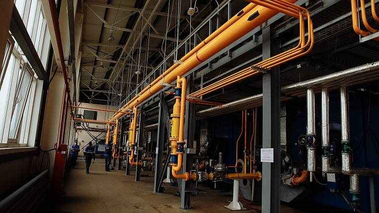 The first gas boiler house will start working this fall in the Amur region