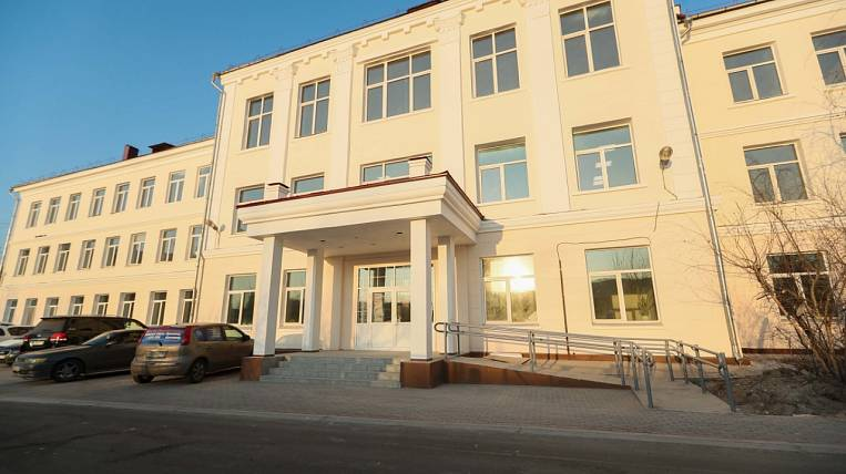 The wave of mining schools reached Ulan-Ude