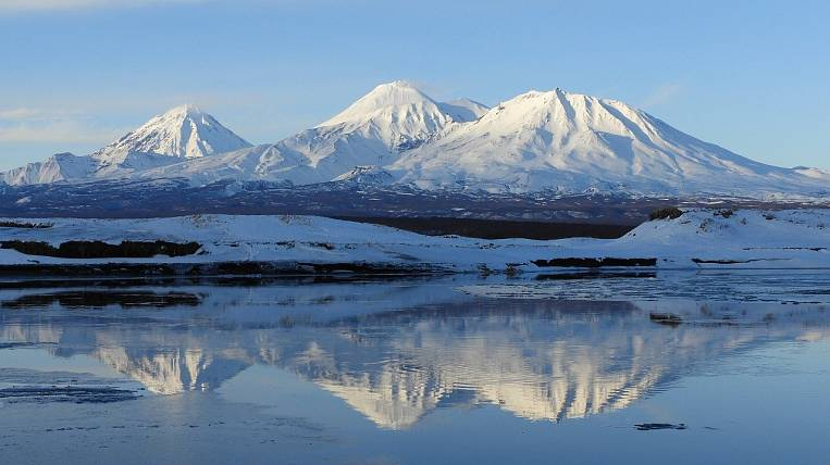 An earthquake occurred in the east of Kamchatka
