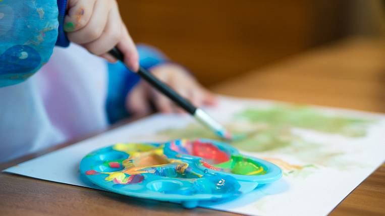 Duty groups will open in kindergartens of Transbaikalia for the weekend