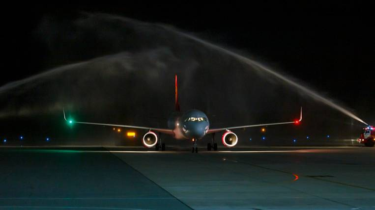 Shanghai and Vladivostok connected a new direct flight