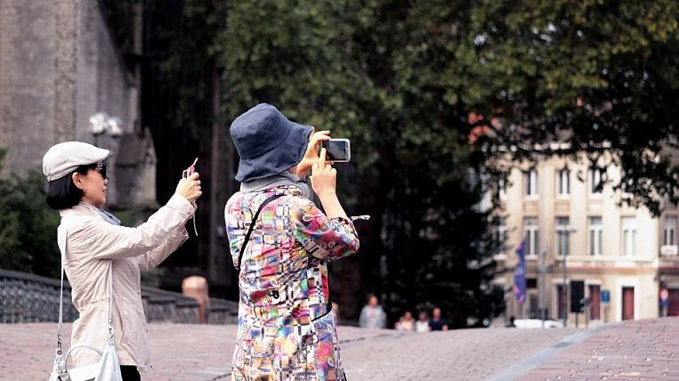 Kamchatka began to attract more tourists from China