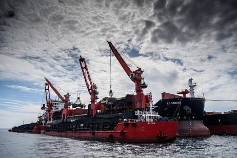 Coal seaport Shakhtersk opens navigation season