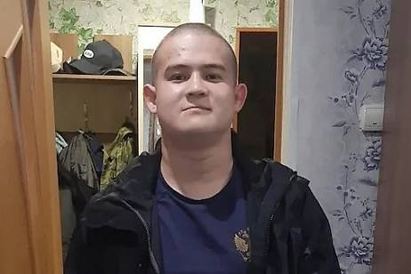 Sentence to conscript Shamsutdinov was declared legal