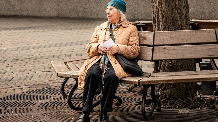 The Ministry of Labor determined the level of growth of pensions in Russia for three years