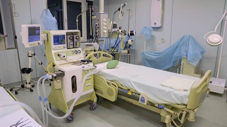 An elderly patient with coronavirus died in Buryatia
