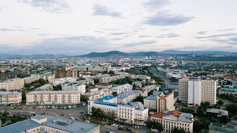 Tourists are deployed at checkpoints in Buryatia