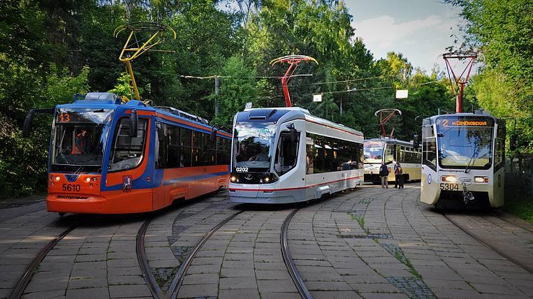 Sobyanin will give Vladivostok ten trams