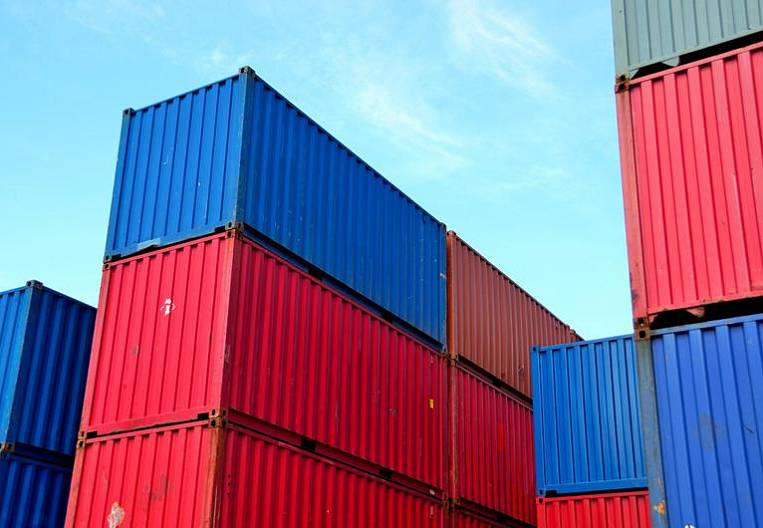 The Far East winds up the container turnover