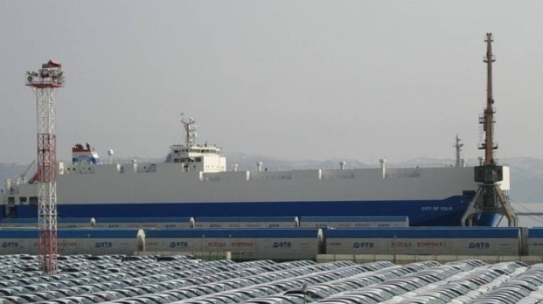 Posiet, Vanino, DeKastri - leaders in the growth of cargo turnover among the ports of the Far East