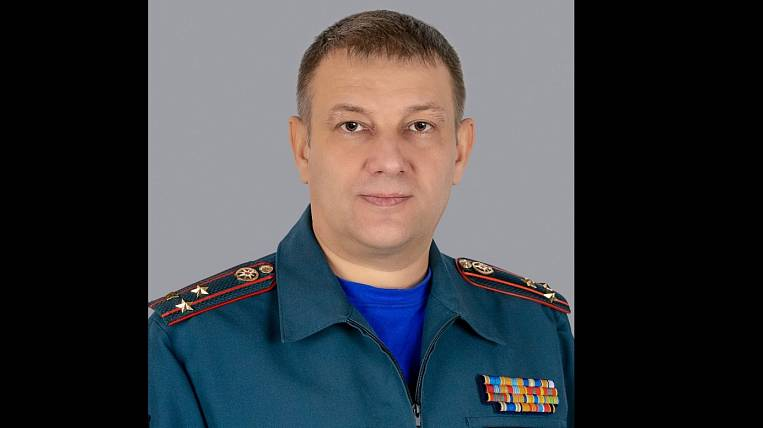 The new head of the Ministry of Emergencies was appointed in the Amur Region