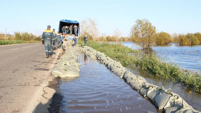 Hydrologists: Amur level near Komsomolsk will reach 7 meters