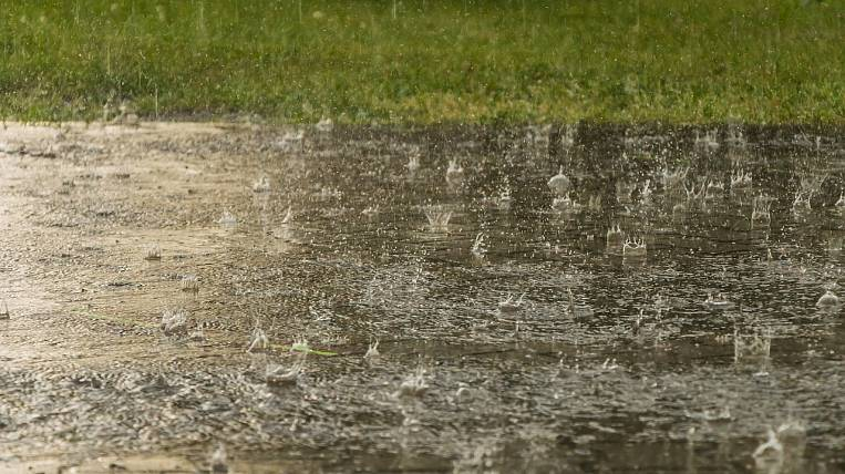 Storm warning announced in the Amur region