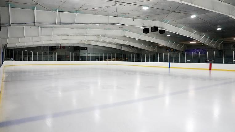 Indoor ice arena opened in Chukotka